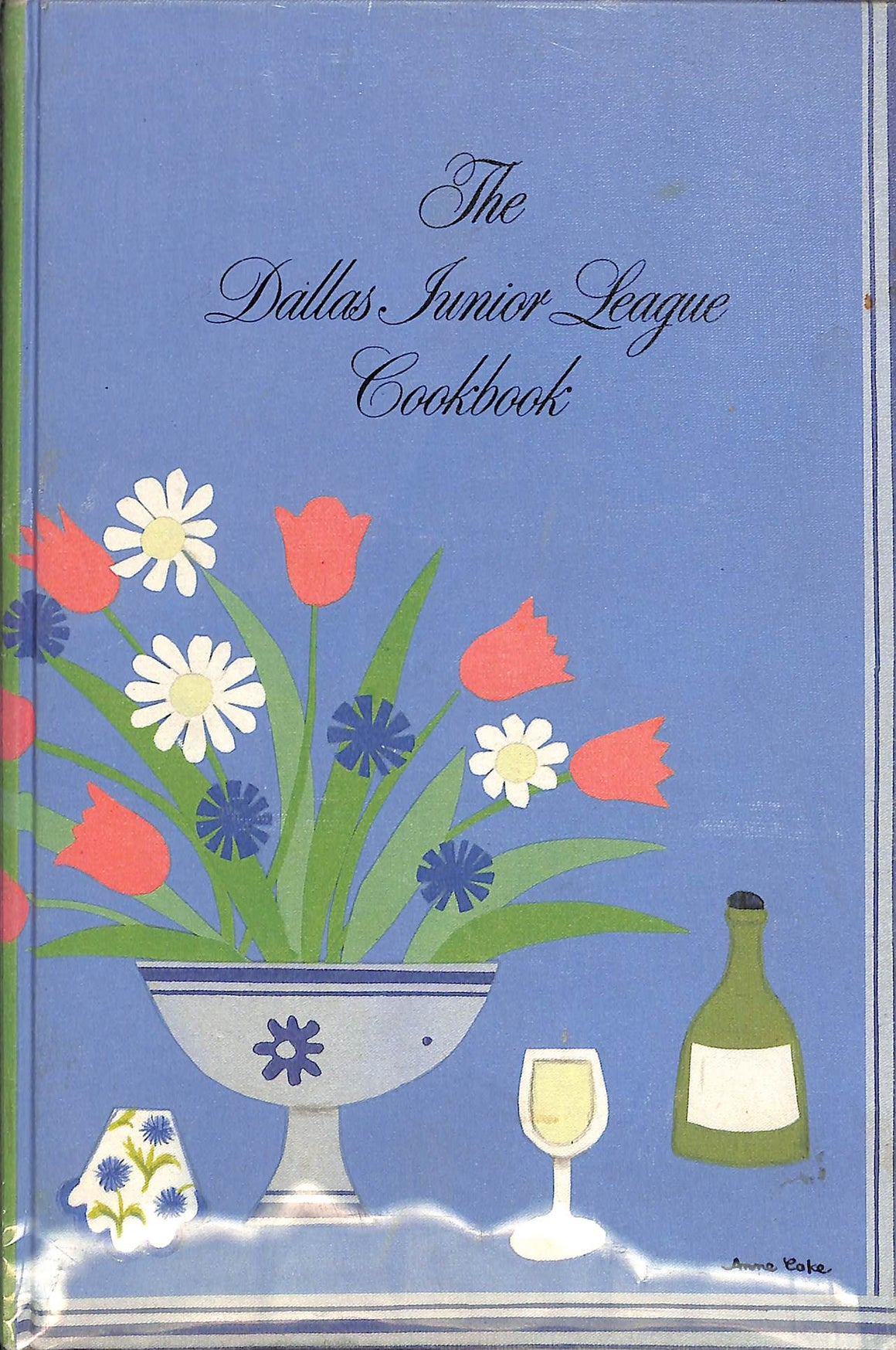 The Dallas Junior League Cookbook