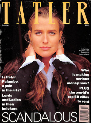Tatler Volume 286 Number 9 October 1991