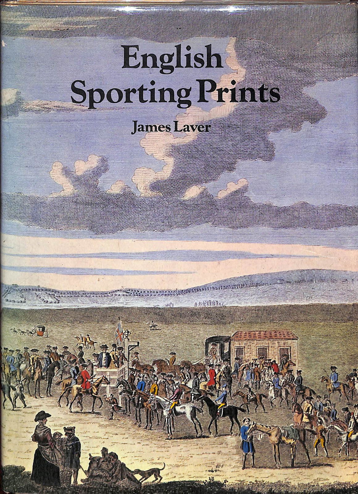 """English Sporting Prints"" LAVER, James"
