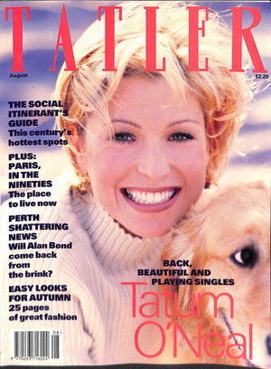 Tatler Volume 288 Number 9 August 1993