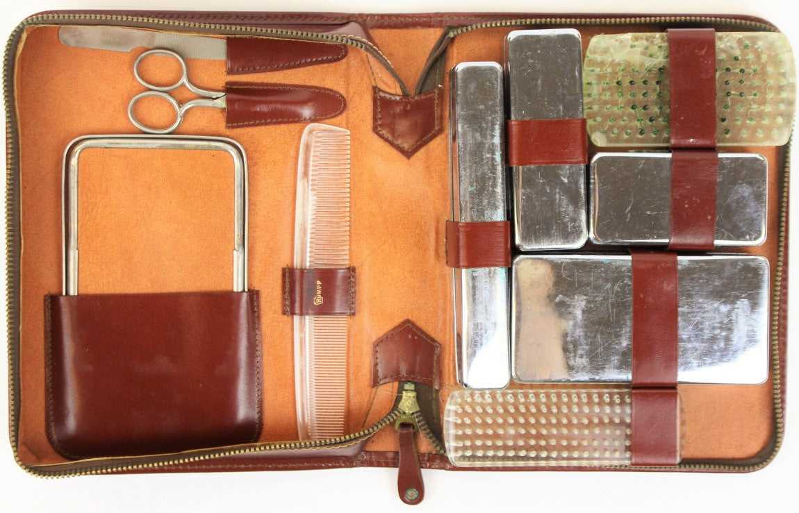 Gent's 10pc Grooming Travel Set