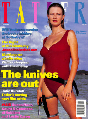 Tatler Volume 288 Number 2 February 1993