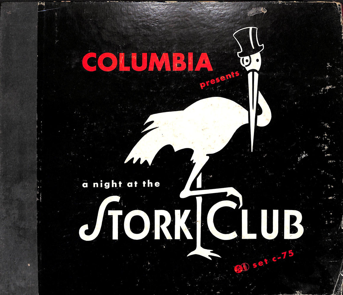 A Night at the Stork Club LP