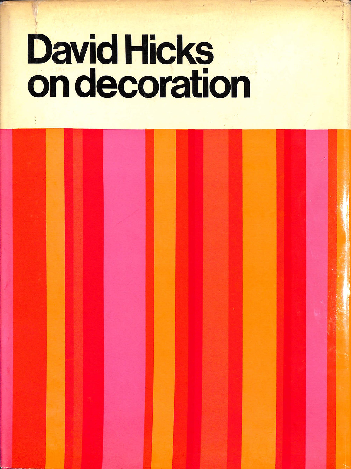 David Hicks on Decoration