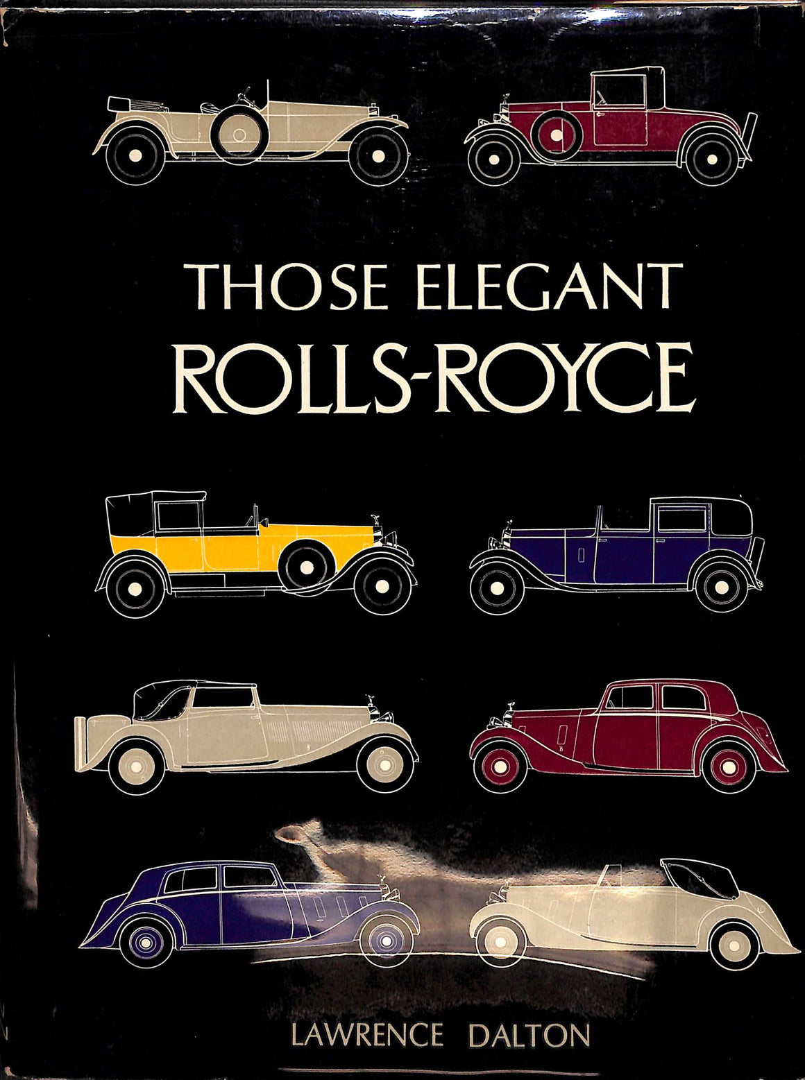 Those Elegant Rolls-Royce