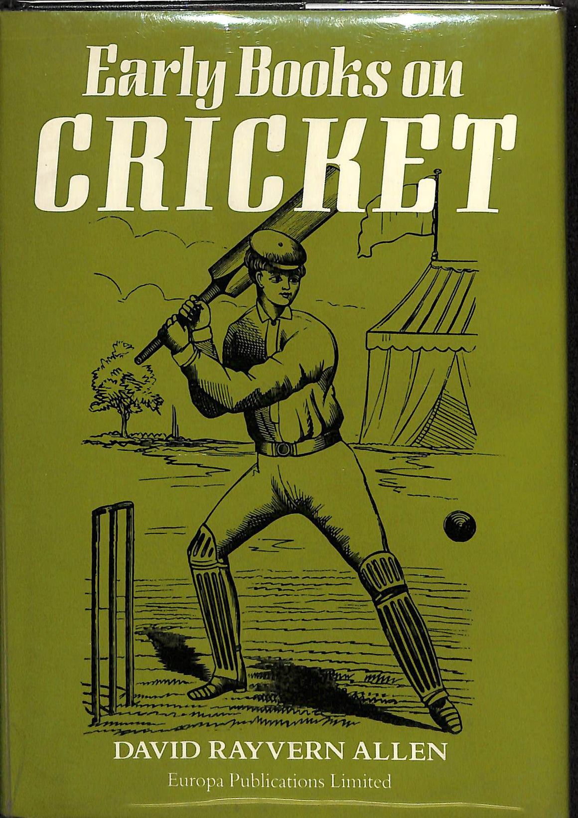 Early Books on Cricket