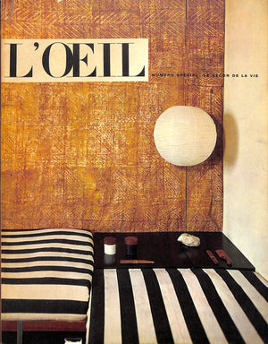 L'Oeil: Numero 94, Octobre 1962 (Sold!)