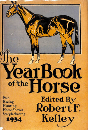 The Year Book of The Horse