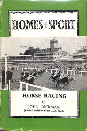 Homes of Sport: Horse Racing