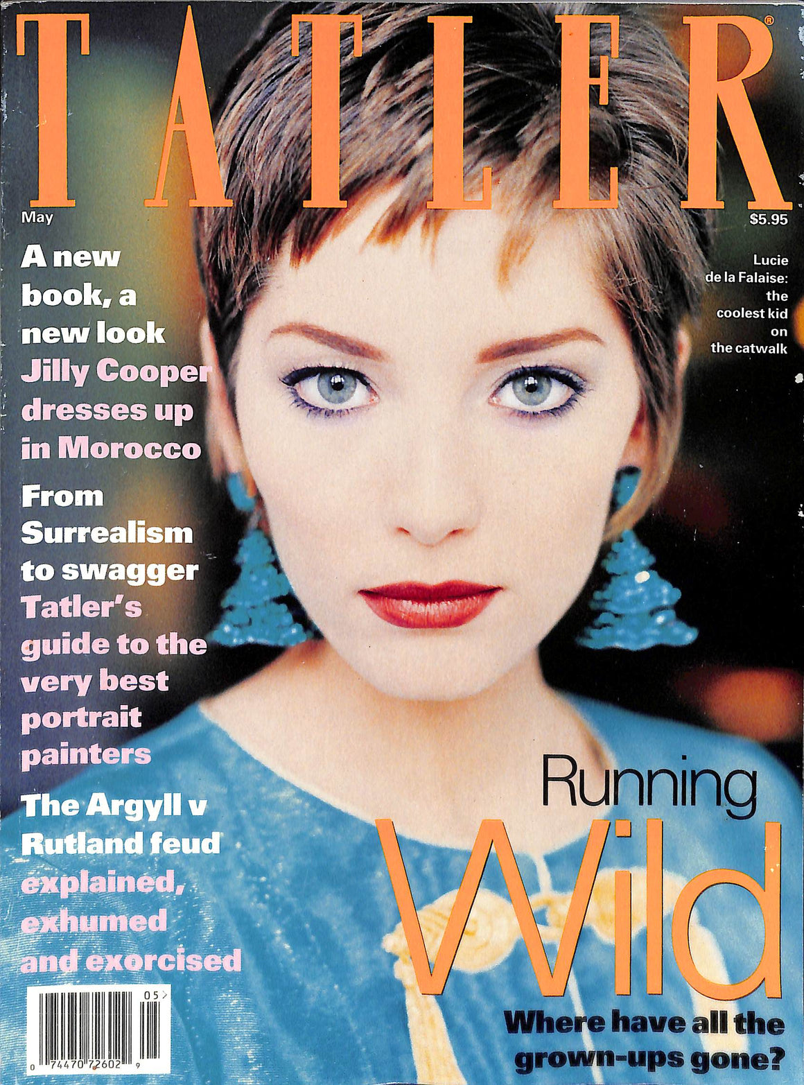 Tatler Volume 288 Number 5 May 1993