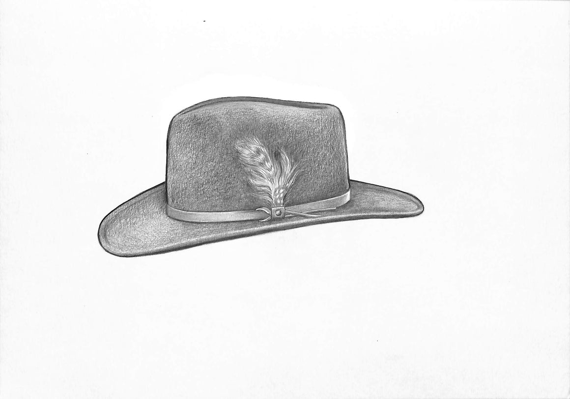Hat w/ Feather