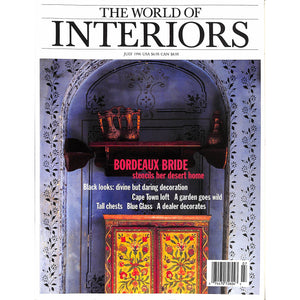 The World Of Interiors July 1996