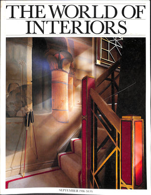 'The World of Interiors: September 1986' (Sold!)