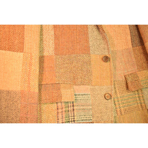 The Andover Shop Patch Panel Tweed Jacket c1984