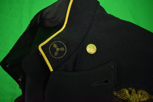 "U.S. Naval Reserve c1923 Cadet's ""Evening Dress, Blue"" Jacket"