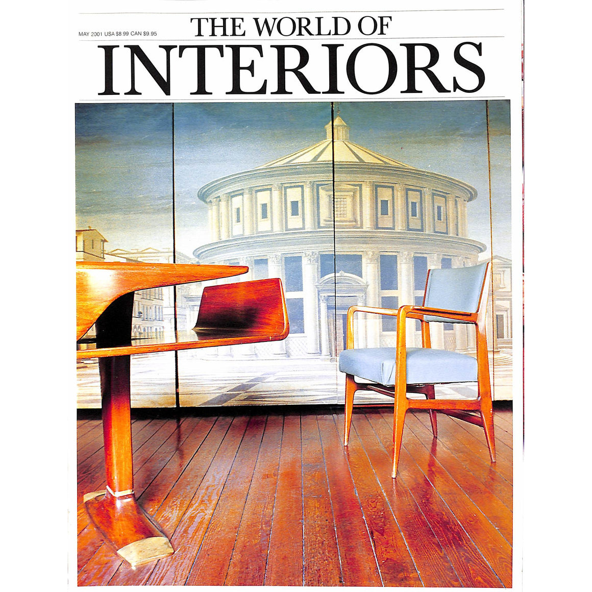The World of Interiors May 2001