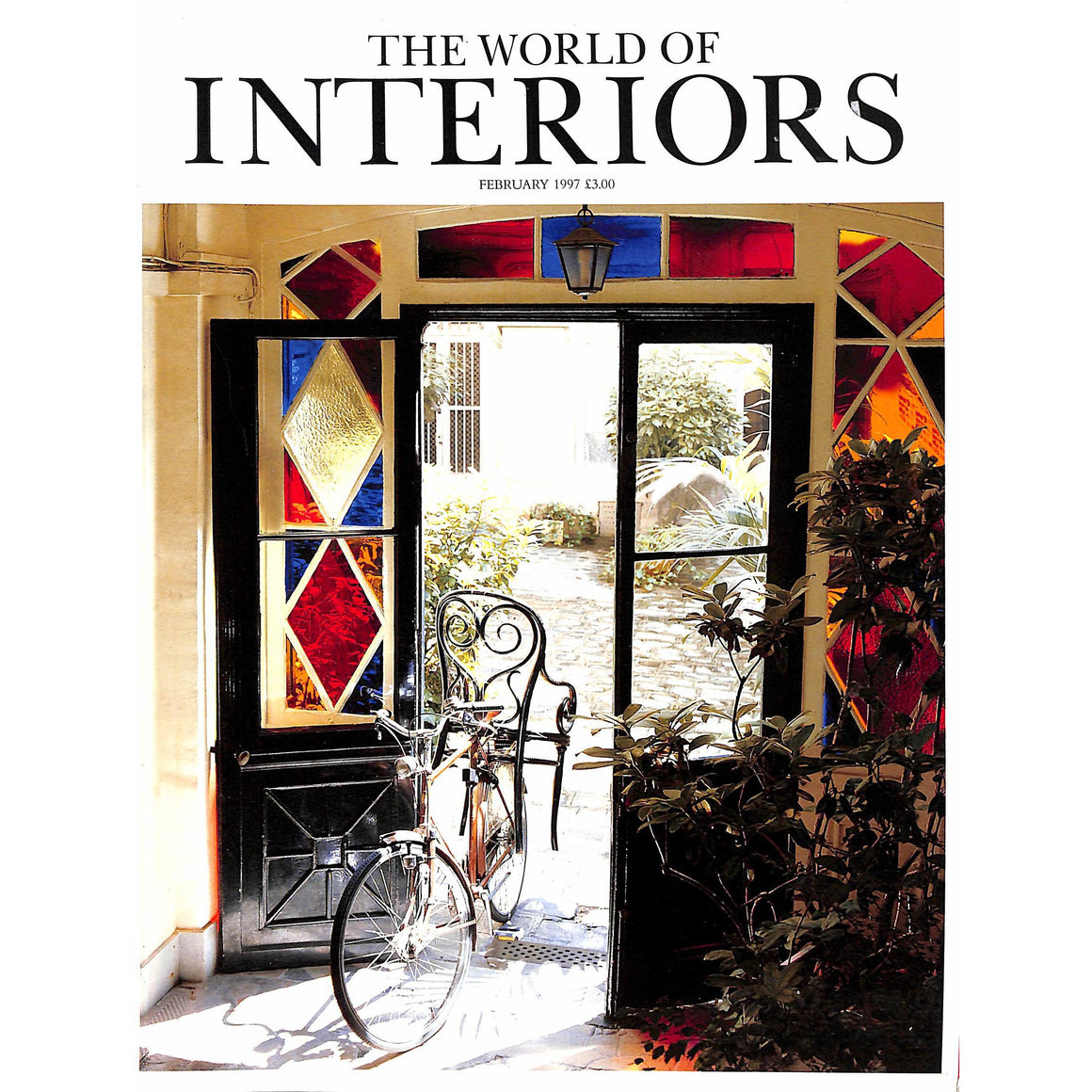 The World Of Interiors February 1997