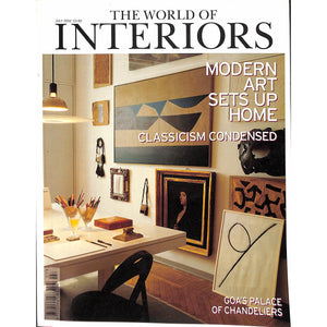The World of Interiors July 2002