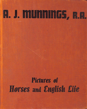 """Pictures of Horses and English Life"" 1939"