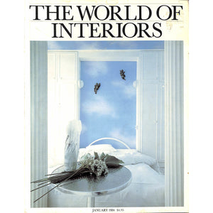 The World Of Interiors January 1984