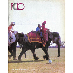 Polo Magazine October/November 1983