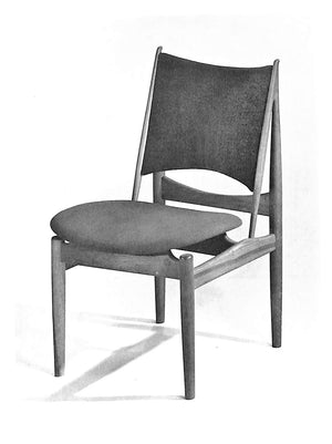 """Modern Danish Furniture l'Art Mobilier Moderne Danois"" 1956"