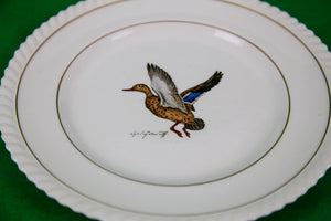 Cyril Gorainoff Asst (6) pc Gamebird Johnson Bros England China
