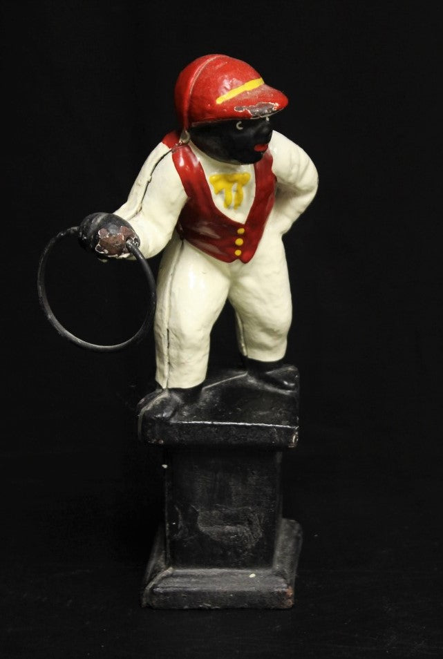 Jockey Lead Doorstop