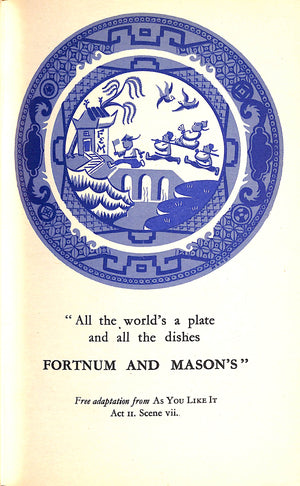 """Let's Forget Business: The Commentaries of Fortnum & Mason"" 1930 (Sold!)"