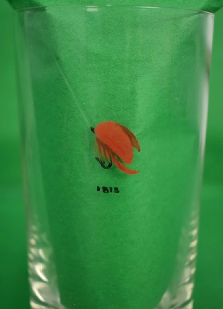 'Set of 6 Carwin Trout Fly Old-Fashioned Glasses'