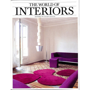 The World of Interiors December 1999