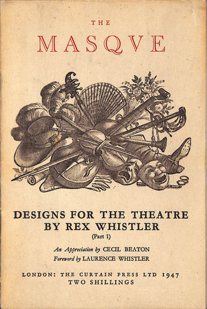 'The Masque: Designs for The Theatre' 1947