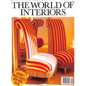 The World of Interiors September 1992