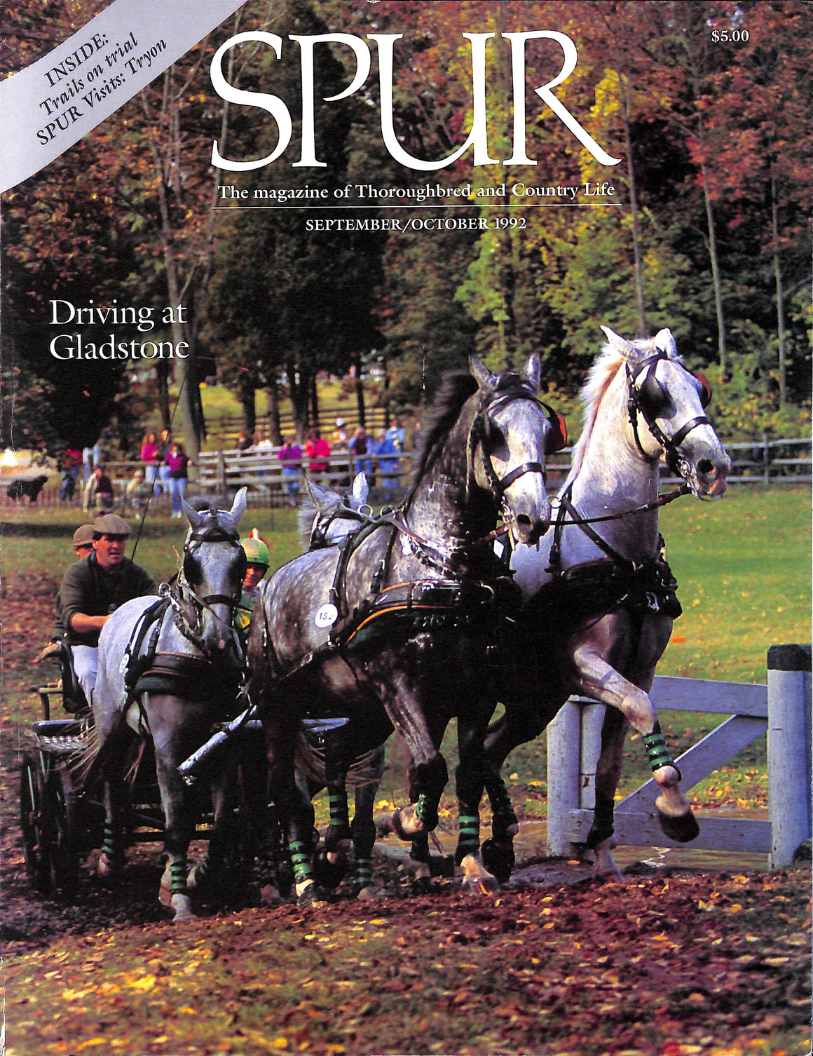 Spur Magazine September/ October 1992