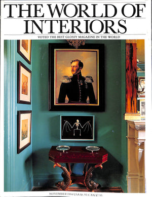 The World of Interiors: November 1994