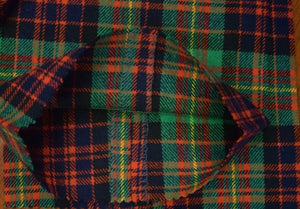"'O'Connell's Tartan Plaid GT Wool Flannel Trousers' Sz: 35""W (New w/ Tag!) (Sold!)"