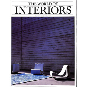 The World Of Interiors May 1999