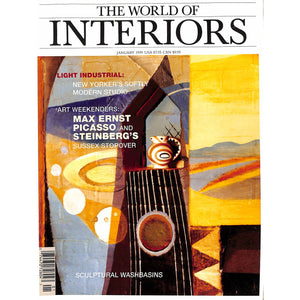 The World of Interiors January 1999