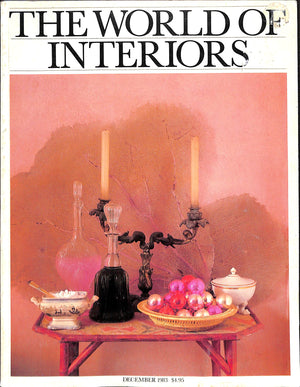 'The World of Interiors: December 1983'