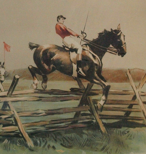 Steeplechase at Hempstead Farms