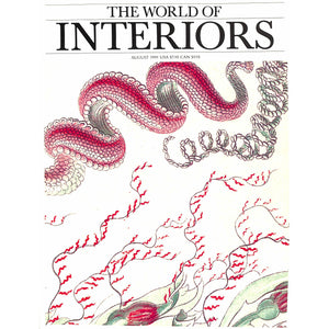 The World of Interiors August 1999
