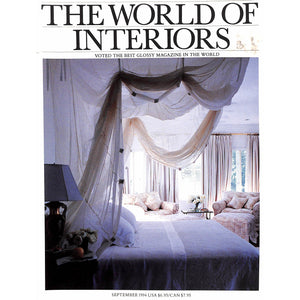 The World of Interiors September 1994 (Sold!)