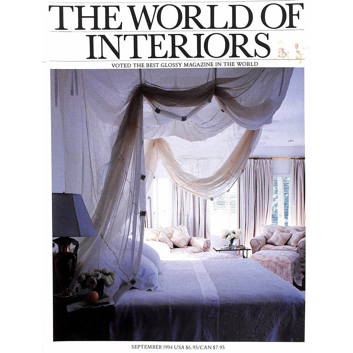 The World Of Interiors September 1994