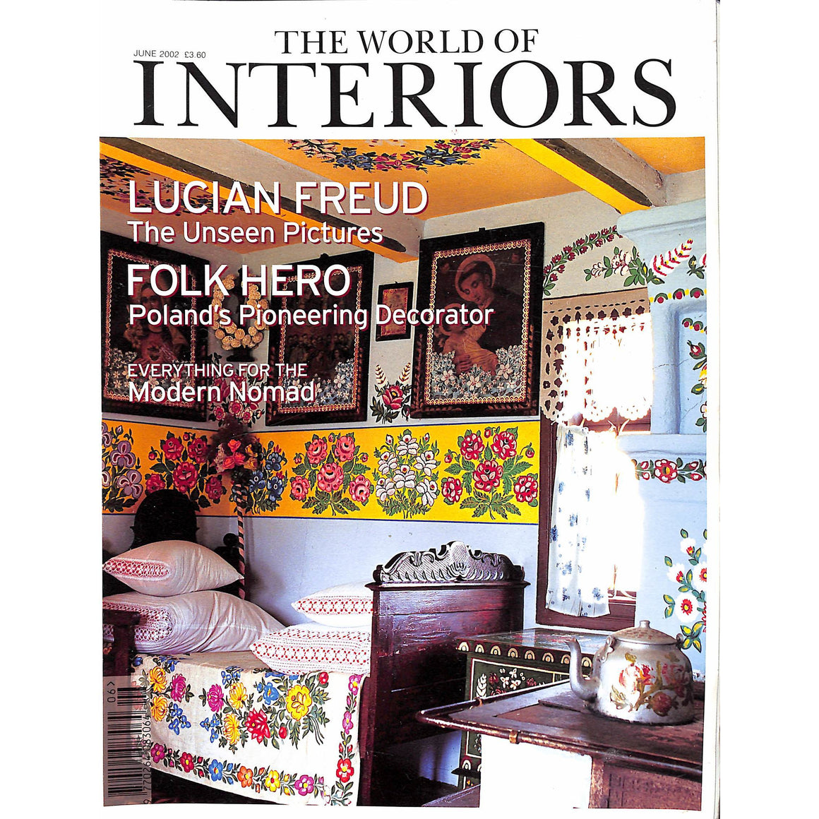 The World of Interiors June 2002