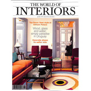 The World of Interiors June 1999