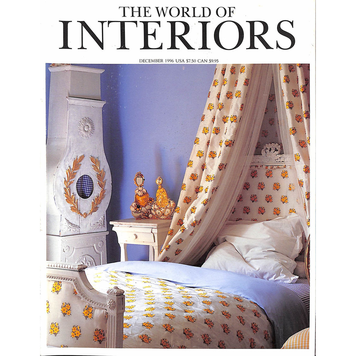 The World of Interiors December 1996