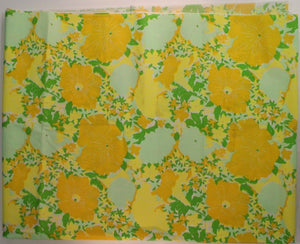 Lilly Pulitzer Floral Print Suzie's Petunia by Zuzeck Fabric