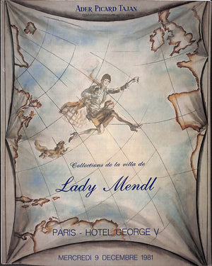 """Collections de la Villa de Lady Mendl"" 1981"