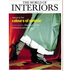 The World of Interiors February 1999
