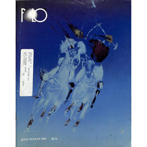 Polo Magazine July/August 1983